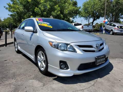 2012 Toyota Corolla for sale at 5 Star Auto Sales in Modesto CA