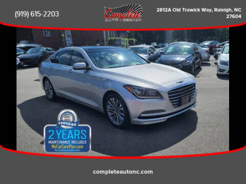 2017 Genesis G80 for sale at Complete Auto Center , Inc in Raleigh NC
