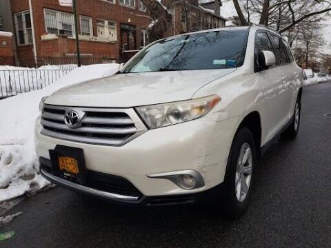 2012 Toyota Highlander for sale at Seewald Cars in Brooklyn NY