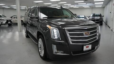 2016 Cadillac Escalade ESV for sale at SZ Motorcars in Woodbury NY