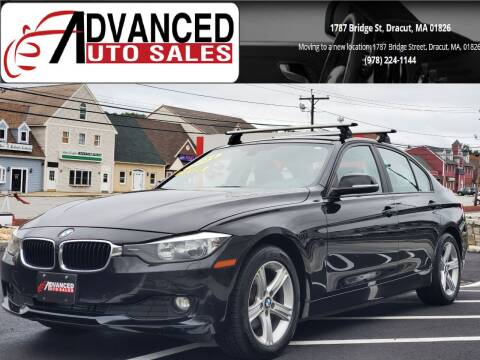 2014 BMW 3 Series for sale at Advanced Auto Sales in Dracut MA