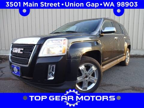 2012 GMC Terrain for sale at Top Gear Motors in Union Gap WA
