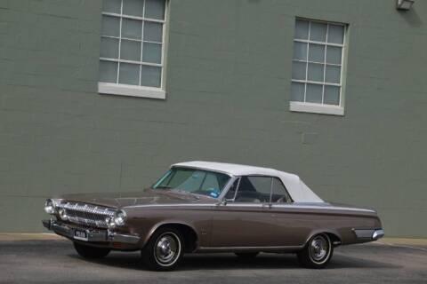 1963 Dodge Polara for sale at Classic Car Deals in Cadillac MI