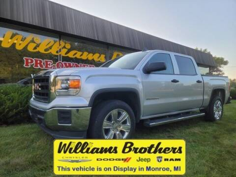 2015 GMC Sierra 1500 for sale at Williams Brothers - Pre-Owned Monroe in Monroe MI