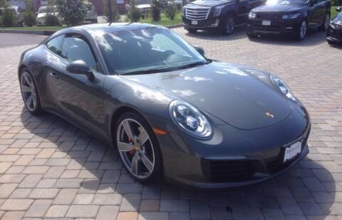 2018 Porsche 911 for sale at Shedlock Motor Cars LLC in Warren NJ