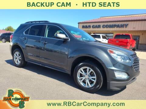 2017 Chevrolet Equinox for sale at R & B Car Company in South Bend IN