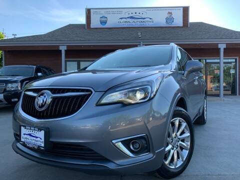 2020 Buick Envision for sale at Global Automotive Imports in Denver CO