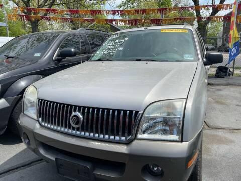 2003 Mercury Mountaineer for sale at Chambers Auto Sales LLC in Trenton NJ