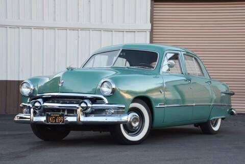 1951 Ford Custom for sale at Milpas Motors in Santa Barbara CA