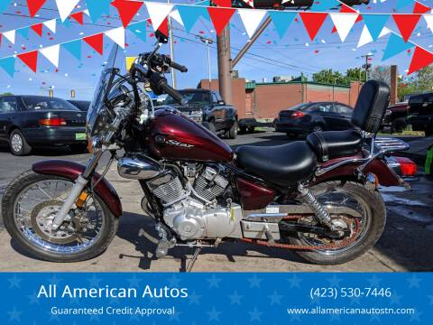 2009 Yamaha VIRAGO 250 for sale at All American Autos in Kingsport TN