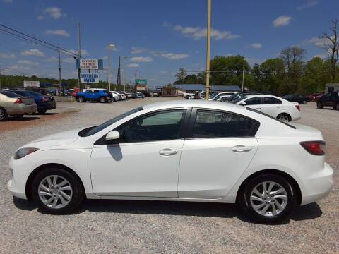 2012 Mazda MAZDA3 for sale at Space & Rocket Auto Sales in Hazel Green AL