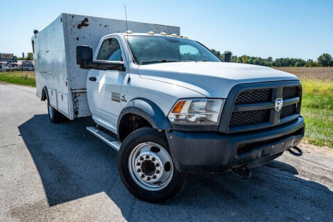 2015 RAM Ram Chassis 5500 for sale at Fruendly Auto Source in Moscow Mills MO