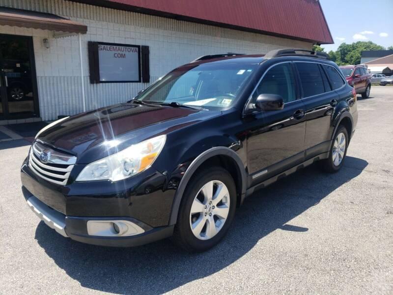 2011 Subaru Outback for sale at Salem Auto Sales in Salem VA