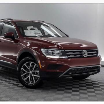 2018 Volkswagen Tiguan for sale at Primary Motors Inc in Commack NY