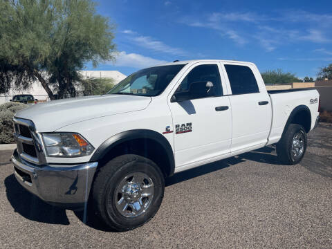 2018 RAM Ram Pickup 2500 for sale at Tucson Auto Sales in Tucson AZ