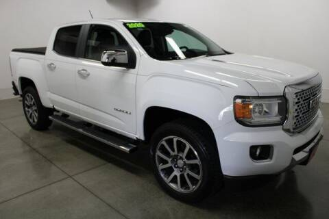 2020 GMC Canyon for sale at Bob Clapper Automotive, Inc in Janesville WI