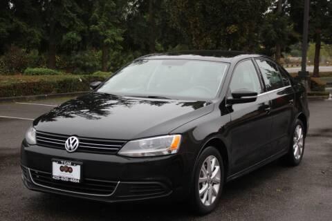 2014 Volkswagen Jetta for sale at Top Gear Motors in Lynnwood WA