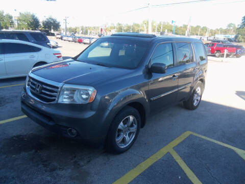 2013 Honda Pilot for sale at ORANGE PARK AUTO in Jacksonville FL