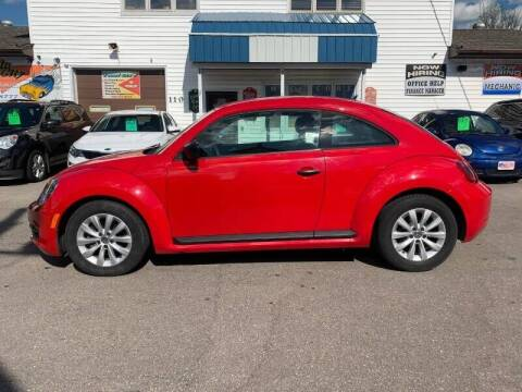 2016 Volkswagen Beetle for sale at Twin City Motors in Grand Forks ND