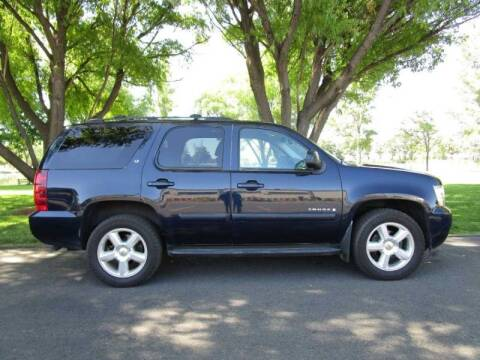 2007 Chevrolet Tahoe for sale at Drive Happy Auto Sales in Nampa ID