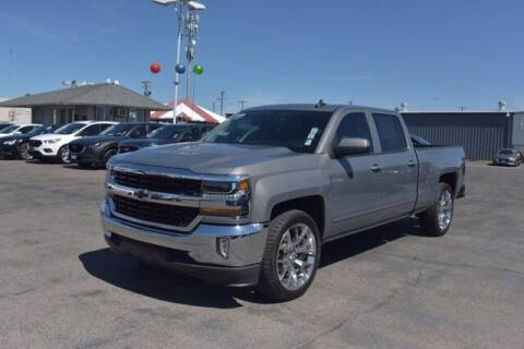 2017 Chevrolet Silverado 1500 for sale at Choice Motors in Merced CA