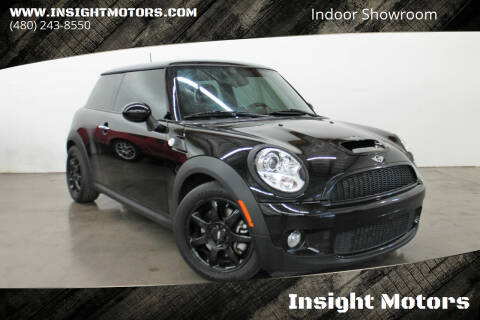 2009 MINI Cooper for sale at Insight Motors in Tempe AZ