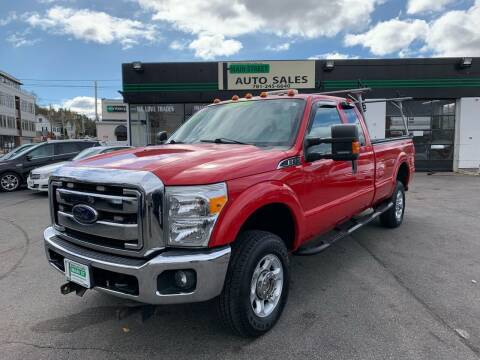 2015 Ford F-350 Super Duty for sale at Wakefield Auto Sales of Main Street Inc. in Wakefield MA