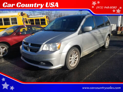 2014 Dodge Grand Caravan for sale at Car Country USA in Augusta NJ