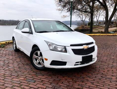 2014 Chevrolet Cruze for sale at PUTNAM AUTO SALES INC in Marietta OH