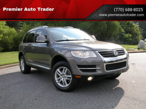2009 Volkswagen Touareg 2 for sale at Premier Auto Trader in Alpharetta GA