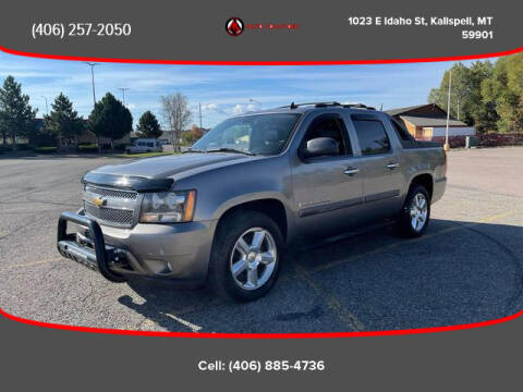 2007 Chevrolet Avalanche for sale at Auto Solutions in Kalispell MT