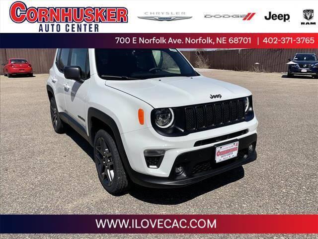2021 Jeep Renegade for sale in Norfolk, NE