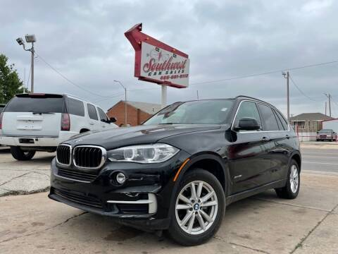 2015 BMW X5 for sale at Southwest Car Sales in Oklahoma City OK