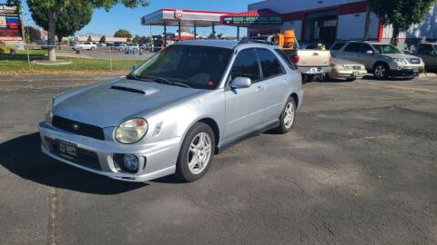 2002 Subaru Impreza for sale at Silverline Auto Boise in Meridian ID