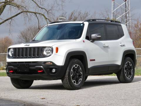 2016 Jeep Renegade for sale at Tonys Pre Owned Auto Sales in Kokomo IN