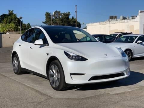 2021 Tesla Model Y for sale at H & K Auto Sales & Leasing in San Jose CA