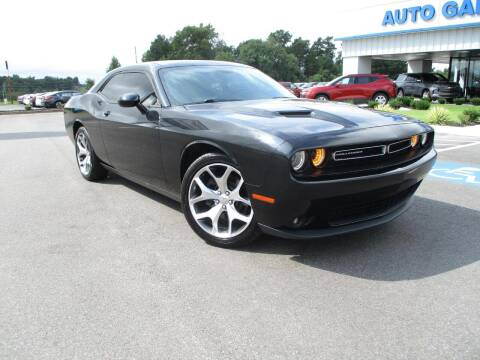 2015 Dodge Challenger for sale at Auto Gallery Chevrolet in Commerce GA