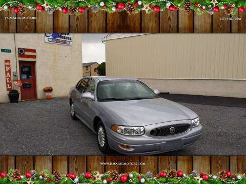 2004 Buick LeSabre for sale at J'S MAGIC MOTORS in Lebanon PA