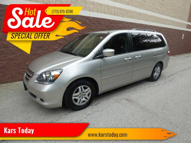 2007 Honda Odyssey for sale at Kars Today in Addison IL