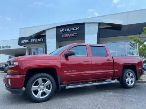 2018 Chevrolet Silverado 1500 for sale at Mark Sweeney Buick GMC in Cincinnati OH