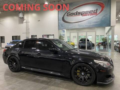 2008 BMW M5 for sale at Godspeed Motors in Charlotte NC