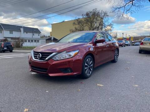 2017 Nissan Altima for sale at Kapos Auto, Inc. in Ridgewood, Queens NY