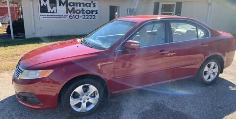 2009 Kia Optima for sale at Mama's Motors in Greer SC