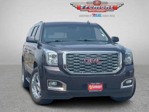 2018 GMC Yukon XL for sale at Rocky Mountain Commercial Trucks in Casper WY