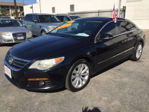 2010 Volkswagen CC for sale at Oxnard Auto Brokers in Oxnard CA