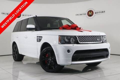 2013 Land Rover Range Rover Sport for sale at INDY'S UNLIMITED MOTORS - UNLIMITED MOTORS in Westfield IN