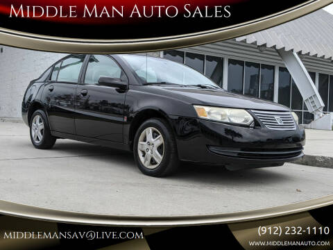 2006 Saturn Ion for sale at Middle Man Auto Sales in Savannah GA