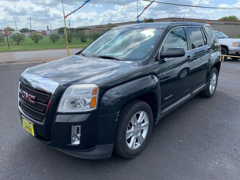 2013 GMC Terrain for sale at Rock Motors LLC in Victoria TX