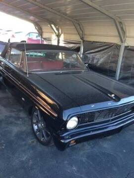 1965 Ford Falcon for sale at Classic Car Deals in Cadillac MI