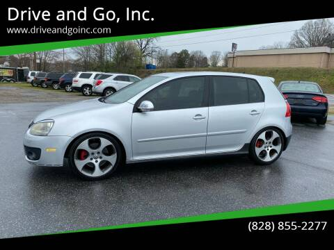 2007 Volkswagen GTI for sale at Drive and Go, Inc. in Hickory NC